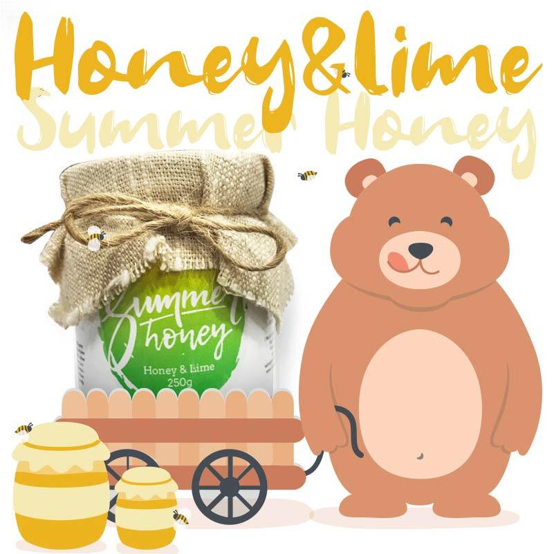 Summer Honey - Artisan Series - Honey & Lime
