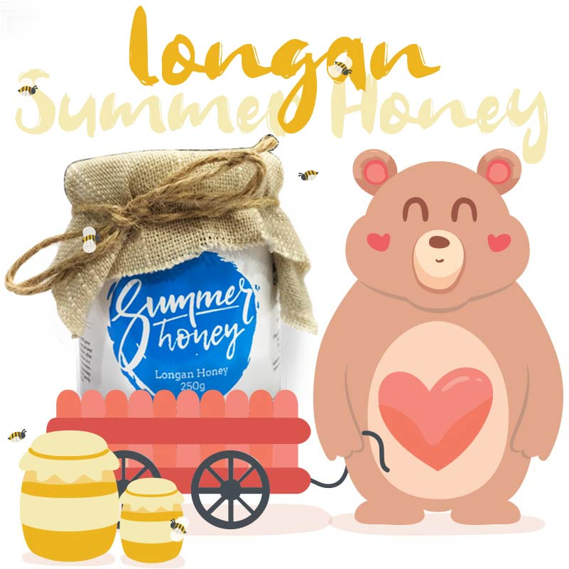 Summer Honey - Pure Series - Longan