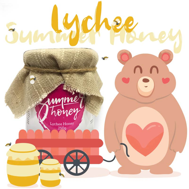 Summer Honey - Pure Series - Lychee