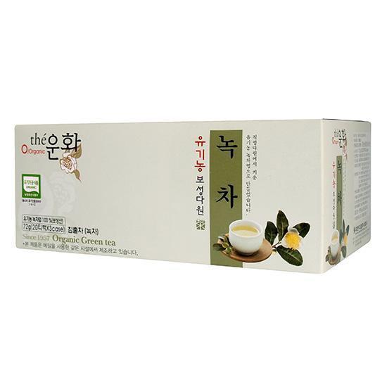 Daehan Tea Organic Green Tea