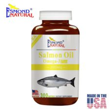 Esmond Natural Salmon - Made in USA