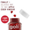 Goli Apple Cider Vinegar Gummy AVC 4