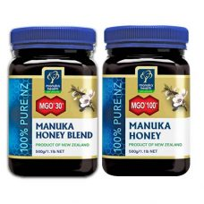 Manuka Health Manuka Honey 蜜紐康麥盧卡蜂蜜